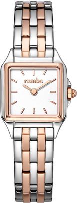 RumbaTime Two Tone Bel-Air Watch