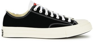 Converse Chuck 70 panelled canvas sneakers