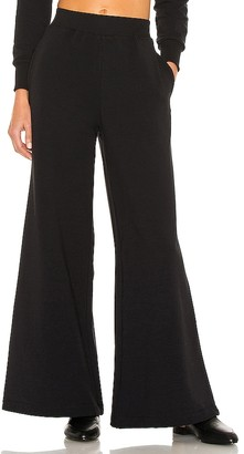 L'Agence Luxe Lounge The Campbell High Rise Wide Leg Pant