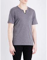 The Kooples Crewneck Cotton T-shirt