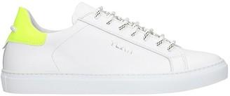Ylati Sneakers In White Leather