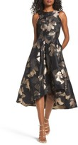 Shoshanna Women's Coraline Brocade High/low Gown
