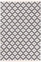Dash & Albert Samode Rug - Graphite - 122x183cm