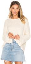 Michael Lauren Palmer Bell Sleeve Sweater