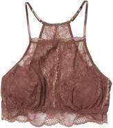 Eberjey Women's Saskia Halter Lace Bralette