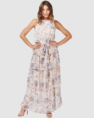 Three of Something Friday Floral Horoscope Dress