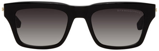 Dita Black and Grey Wasserman Sunglasses