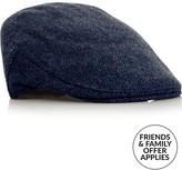 Christy CHRISTYS' Men's Christys Herringbone Flat Cap
