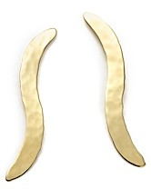 Bloomingdale's 14K Yellow Gold Soft Curve Ear Climbers - 100% Exclusive