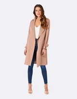 Forever New Claudia Waterfall Trench Coat