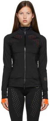 adidas by Stella McCartney Black Truepurpose Midlayer Jacket