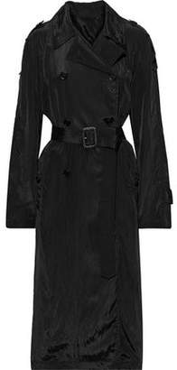 Helmut Lang Belted Shell Trench Coat