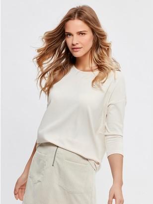 M&Co Vero Moda cream top