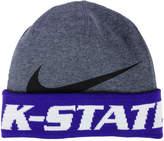 Nike Kansas State Wildcats Training Beanie Knit Hat