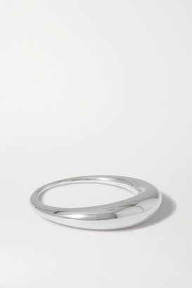 Saskia Diez Net Sustain Wire Silver Ring