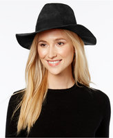 Nine West Faux Suede Rancher Hat