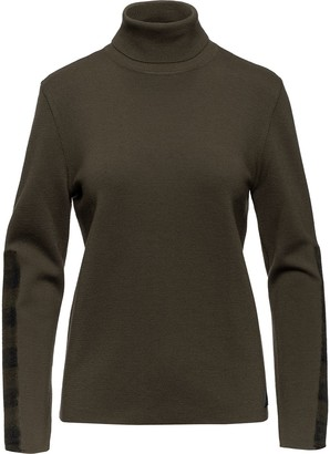 Aztech Mountain Matterhorn roll-neck jumper