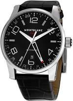 Montblanc Mont Blanc Men's 36065 Timewalker Dial Watch