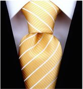 Scott Allan Collection Scott Allan Mens Striped Tie