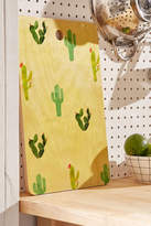 DENY Designs Hello Sayang For Deny Cactus Madness Cutting Board