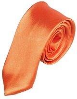 Pooqdo 1 pcs Men's Skinny Tie Party Wedding Tie Necktie