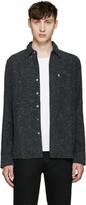 Levi's Black Speckled Sunset Shirt