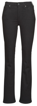 Levi's Levis 725 HIGH RISE BOOTCUT women's Bootcut Jeans in Black