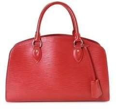 Louis Vuitton Vintage Epi Manhattan Pont-Neuf PM Leather Top Handle Bag