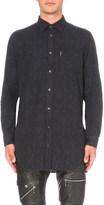 Diesel S-filty regular-fit cotton shirt