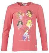 Lego Wear friends THEODORA 608 Girls' Long-Sleeve Shirt - Red -