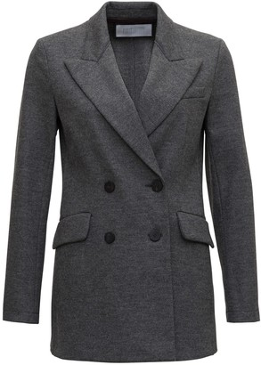 Harris Wharf London Double-breasted Jacket