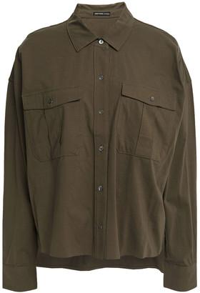 James Perse Cotton-jersey Shirt