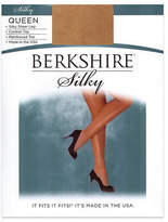 Berkshire Queen Silky Sheer Control Top Pantyhose Hosiery, Shapewear - Women's