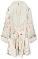 Eve's Temptation Krystal Short Robe
