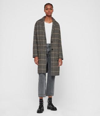 AllSaints Anya Aurora Coat