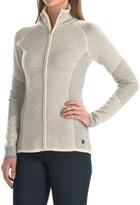 Smartwool Alamosa Sweater - Merino Wool, Zip Front (For Women)