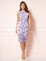 New York & Co. Eva Mendes Collection - Marzia Embroidered Dress