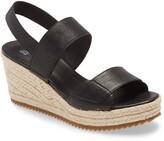 Eileen Fisher Winnie Espadrille Wedge Sandal