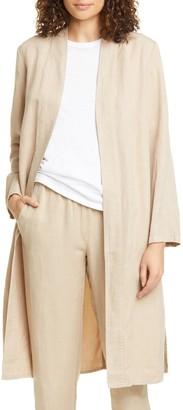 Eileen Fisher Long Sleeve Duster Jacket