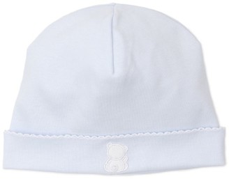 Kissy Kissy Cotton Embroidered Bear Hat