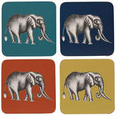Harlequin Savanna Coasters, Pack of 4