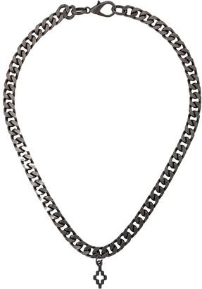 Marcelo Burlon County of Milan Chain-Link Pendant Necklace