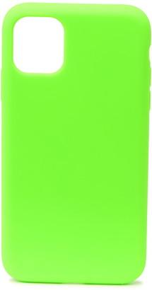Felony Case Neon Green Silicone iPhone 11 Case