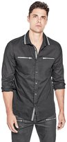 GUESS Men's Jake Slim Shirt