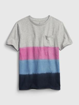 Gap Kids Dip-Dye T-Shirt