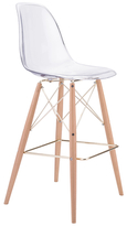 ZUO Shadow Bar Chair