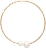 Rebecca Minkoff Pearl Collar Necklace