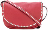 RED Valentino small studded shoulder bag - women - Leather - One Size