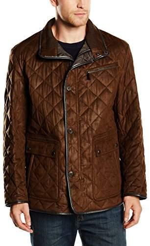 Bugatti Men's 475800-49047 Full Long Sleeve Jacket,(Manufacturer Size: 27)