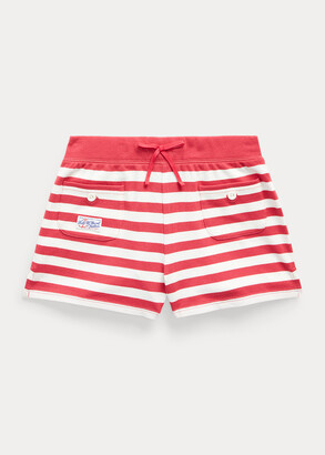 Ralph Lauren Striped Stretch Mesh Short